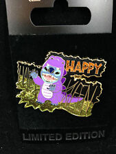 Disney Employee Center DEC - Happy Halloween 2010 - Dinosaur Stitch Pin LE 150