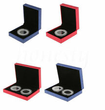 25/27/30mm Universal Coin Holder Display Gift Box for Commemorative Coin Collect