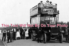 ST 100 - Brownhills Chasetown & Chase Terrace 1st Motor Bus, Staffordshire 1913