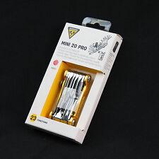Topeak TT2536GD Mini 20 Pro / 23 Functions Bike Multi-Tool Torx Wrench - Gold
