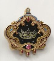 WDI Castle Crown #4 Snake Crown Eyes Of Mara LE 500 Disney Pin (B5)