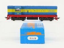 Ho Scale Frateschi 3013 Brazil Mogiana Railroad G-12 Diesel Locomotive #116