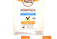Nutro Wholesome Essentials Weight Management Dry Cat Food, Chicken 3 lb.