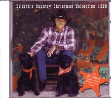 DILLARD'S Country Christmas Collection 1999 CD Classic Holiday STEVE WARINER