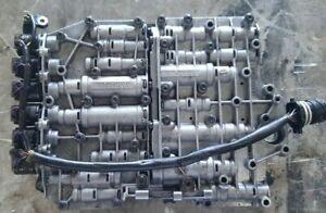98-01 Volkswagen Passat 5HP19 Complete Mechatronic Valve Body w Shift Solenoids