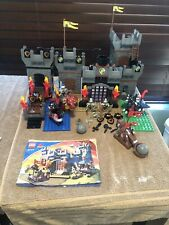 LEGO DUPLO LOT 4777 KNIGHT'S CASTLE 4776 DRAGON TOWER Mostly Complete Clean