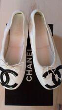 Chanel Cambon Ballerina Shoes IT 39 - UK 6