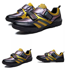 Unisex Cycling Shoes Mtb Lockless Mountain Bike Shoes Race Road Bicycle Sneakers