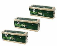 3 x SMARTPET SOFT WOOD SHAVINGS/SAWDUST FOR PET BEDDING HAMSTER GERBIL RABBIT