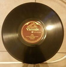 "FRANCES ALBA I Heard You Go By/Vale 10"" 78 RPM Vinyl VICTROLA 1005 *RARE*"