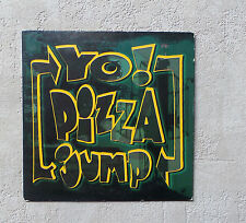 "CD AUDIO INT/ YO! PIZZA JUMP ""YO! PIZZA JUMP"" CDS PROMO ÉDITION LIMITÉE 1996 3 T"