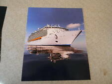 Royal Caribbean Cruise Line 8x10 matte photograph NAVIGATOR OF THE SEAS New A#3