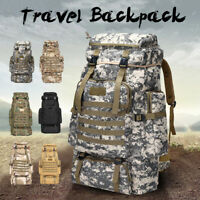 Military Tactical Oxford Hiking Camping Backpack/Rucksack Luggage Bag Outdoors