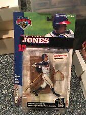 2000 Chipper Jones #10 McFarlane SLU Figure Mint NIB Atlanta Braves HOF