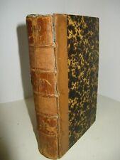 STENDHAL VIE DE ROSSINI 1854 EO IN-12 MUSIQUE CLASSIQUE ITALIE LYRISME + BIOS