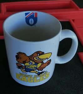 AFL FOOTBALL WEST COAST EAGLES VINTAGE CUP 1992 1994