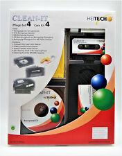 CLEAN IT | Pflege Set | VHS | MC | CD | Reinigung | NEU & OVP