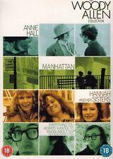 DVD-BOX - Woody Allen Collection - 4 Spielfilme - NEU/OVP