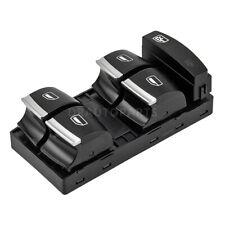 Se adapta a Audi A3 A6 Q7 Panel Interruptor de control de ventana eléctrica Master