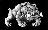 Bulldog House Animals Dogs Belt Buckle Chien Boucle De Ceinture