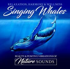 CD Singing Whales / Musicales Baleines