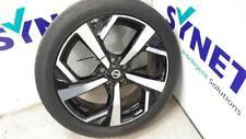 ALLOY WHEEL NISSAN QASHQAI 19 Inch Rim AC4CH-T6 & 225/45/19 Dunlop Tyre 7mm