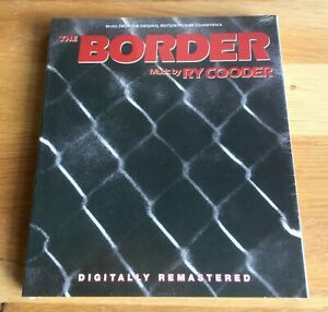 RY COODER - The Border O.S.T. (2019 BGO CD Remaster - SEALED)