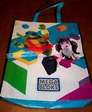 NEW MEGA BLOKS NYCC comic con exclusive bag monster high star trek TMNT halo