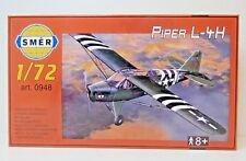 SMER 0948, Piper L-4 H, leichtes Kampfflugzeug, USA, Bausatz, 1:72