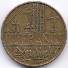 France :  10 Francs 1975