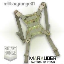 Marauder Military Helmet Carrier attachment for rucksacks - British MTP Multicam