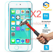 2Pcs 9H+ Premium Tempered Glass Screen Protector For Apple iPod Touch 6 / 5 / 4