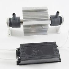 110V Ozone generator accessories power supply + tube Quartz tube 3g/H AIR-COOLED