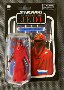 Star Wars 2021 The Vintage Collection Emperor's Royal Guard MOC Nice Card!