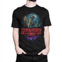 Adventure Time x Stranger Things Combo T-shirt, Men's Women's All Sizes