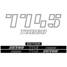 ver listado para el acoplamiento Kit de filtro de combustible adapta a Zetor UR1 UR2 serie tractores