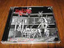 "GOATLORD ""The Last Sodomy of..."" CD nunslaughter blasphemy hellhammer"