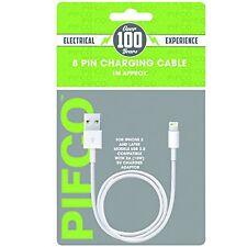 iPhone 5 5S 5C 6 6+ 7 7+ iPad MINI iPad Air CHARGING CABLE 1M 2m USB 8 PIN