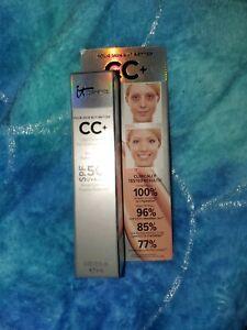 IT Cosmetics CC+SPF 50 Color Correcting  Cream Medium 4ml- BRAND NEW