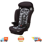 Cosco Finale 2-in-1 Convertible Car Seat, Safety Booster Baby Toddler Kid, Black