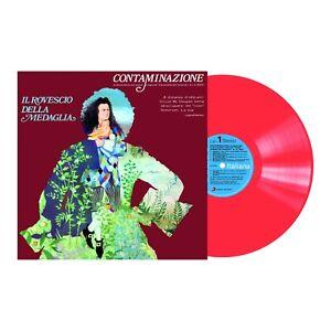 IL ROVESCIO DELLA MEDAGLIA - Contaminazione (lim. ed.) (2021) LP rosso vinyl