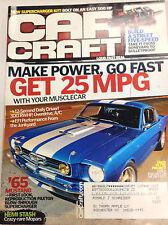 Car Craft Magazine Corvette Project September 2006 050317nonr