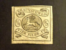 Brunswick  stamp # 5 mint OG F/VF