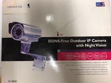 Edimax IC-9000 Caméra IP extérieure Avec Vision De Nuit, Waterproof