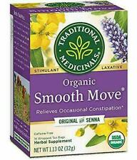 Traditional Medicinals Herbal Teas, Organic Smooth Move, 16 Count