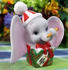 Disney Grolier Dumbo Porcelain ornament 1989