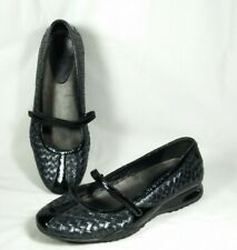 Nike Air Collab Women's Size 8B Black Mary Jane Flats