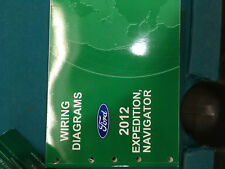 brand new 2012 ford expedition navigator wiring diagram dealer service  manual