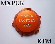 KTM500EXCF 2020 CLUTCH COVER ORANGE MXPUK BILLET ALUMINIUM  2020 500EXCF (155)
