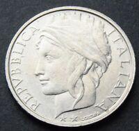 1994 Italy 100 Lire Copper-nickel coin